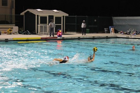 Girls water polo shuts down Mountain View 7-4