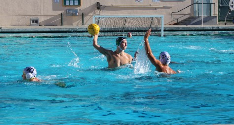 Boys water polo falls to crosstown rival Gunn 14-5