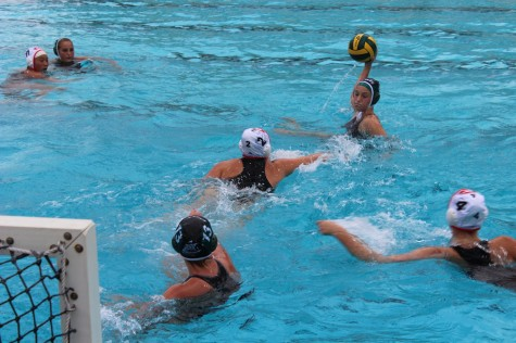 Girls' water polo sustains tough loss to Gunn on senior night