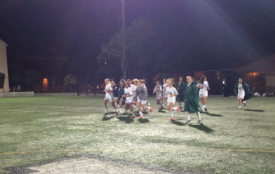 Girls soccer starts off season strong with a 6-0 win