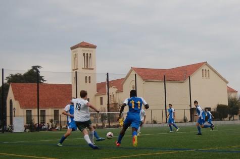 Boys' soccer vanquishes Santa Clara 3-0