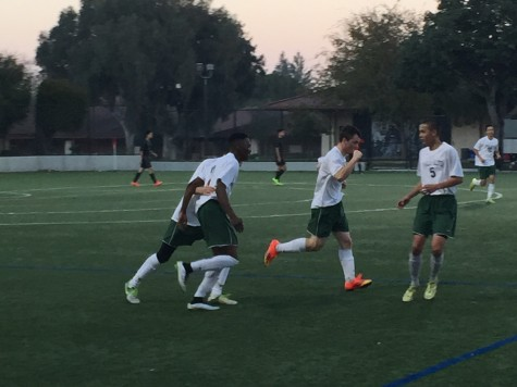 Boys' soccer dominates over Gunn 3-0