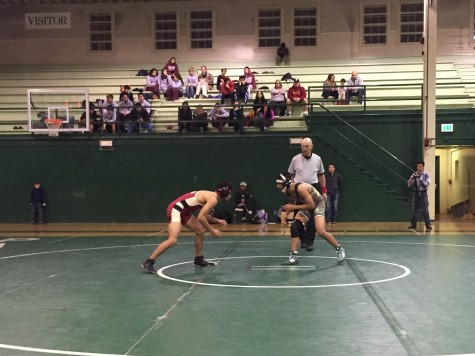 Paly wrestling outlasted by Cupertino, 52-22