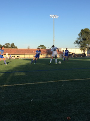 Girls' soccer defeats Los Altos 3-1