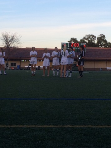 Girls' soccer defeats Homestead 8-0