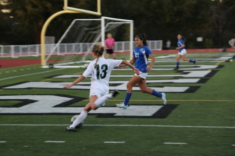 Girls' soccer triumphs over Santa Teresa 5-0 in CCS Semi-Final match