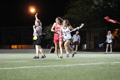 Paly Girls' Lacrosse triumphed over Gunn in their first league game winning 9-5
