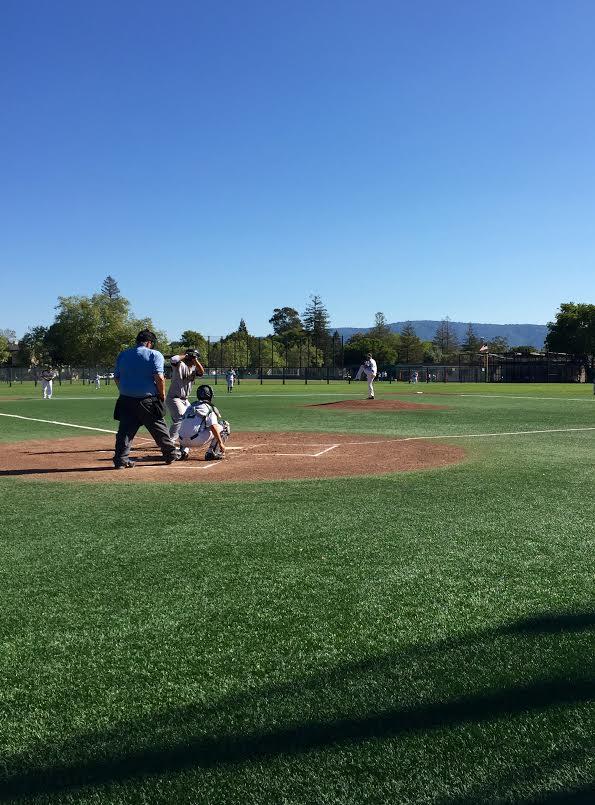 Baseball+loses+frustrating+game+to+Serra+6-1