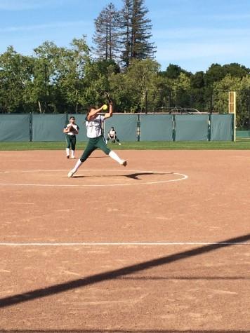 Paly Softball Annihilates Gunderson High School 11-0