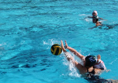 Paly Girls Water Polo Defeat Lynbrook in League Opener, 9-3