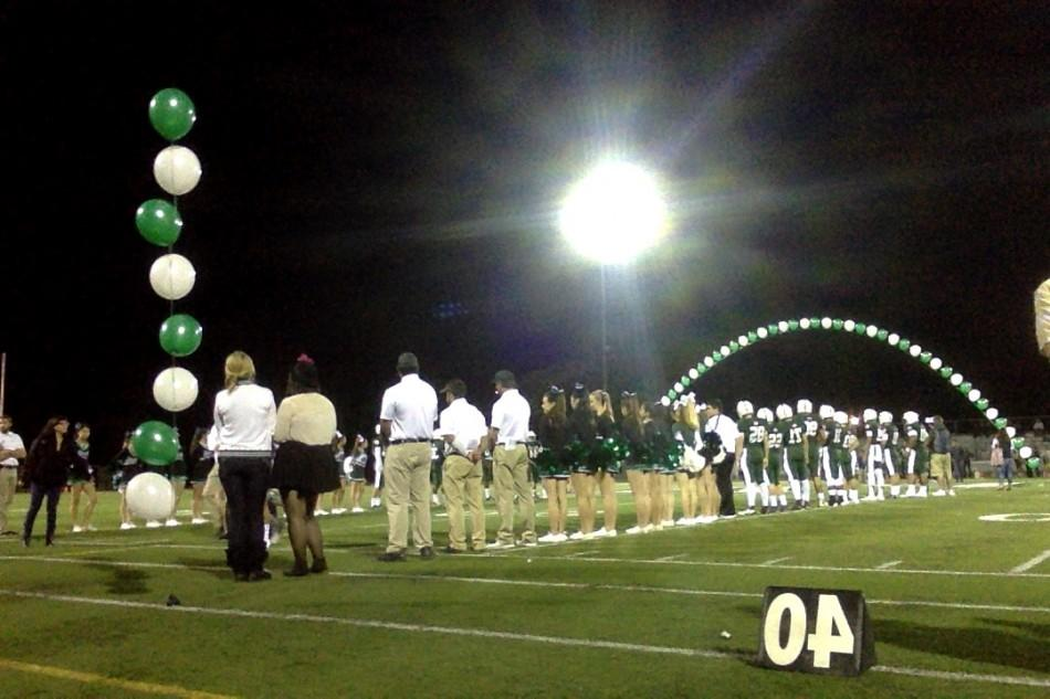 Paly defeats Homestead at home on senior night, 45-7