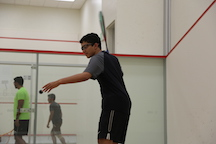 Squashing the Competition: An in depth look at Aman Mittal
