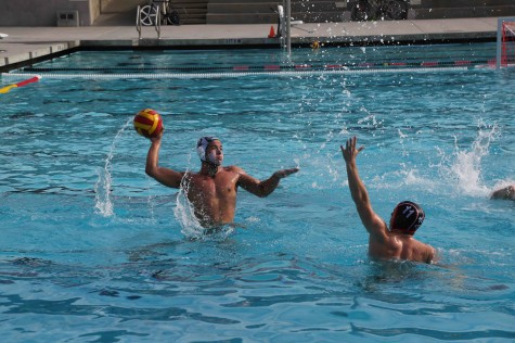 Boys water polo edges out Gunn 10-8