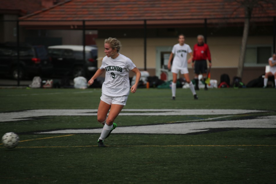 Girls' soccer handles Milpitas 8-0