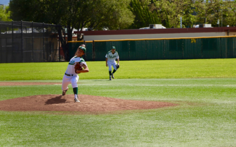 Paly Baseball dominates Gunn in 10-2 victory