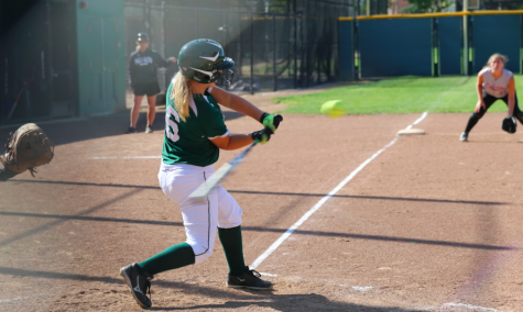 Paly softball loses to Cupertino 19-13 at home
