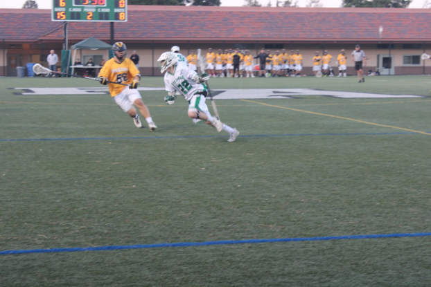 Boys' Lacrosse Triumph Over Mountain View