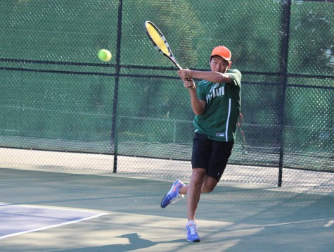 Brief: Monta Vista dominates boys' tennis, 6-1