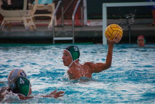 Boys' water polo season preview