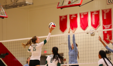 Paly volleyball falls to Valley Christian 3-1