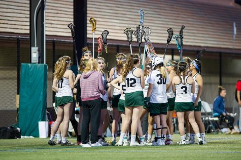 Girls Lacrosse Defeats Leland 16-1