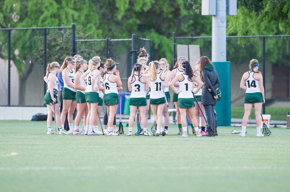 Preview: Girls' Lacrosse vs. Los Gatos 4/13