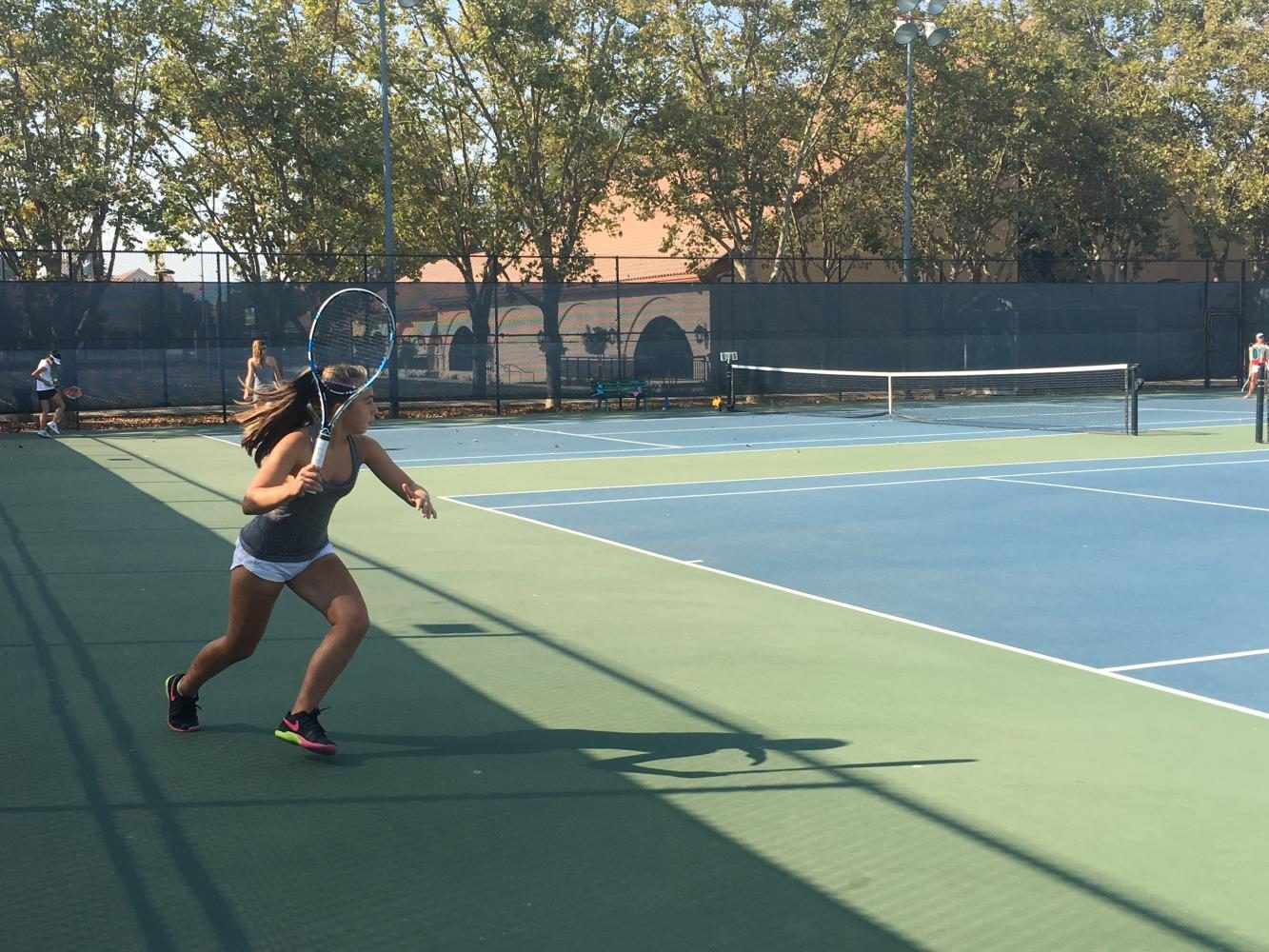 Lady Vikes lost  to the Titans with close score of 4-3