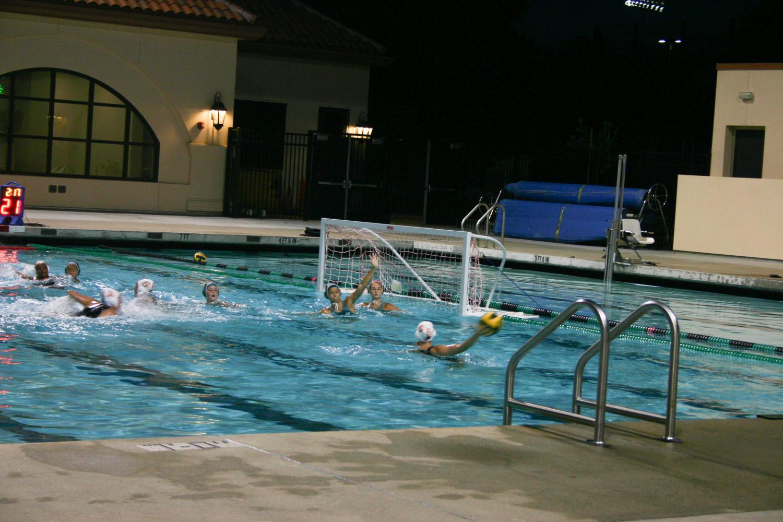 Girls Varsity Water Polo Loses to Los Gatos 11-7