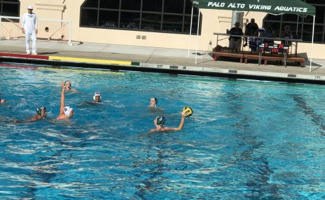 Boys Water Polo Falls to Los Gatos in 8-7 Thriller