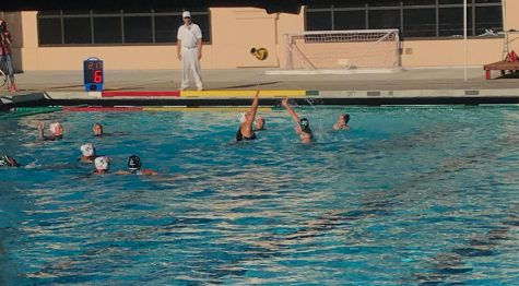 Girls' Water Polo Falls to Gunn 8-6