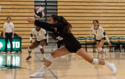 Girls Volleyball falls to Oak Ridge in 5 Sets
