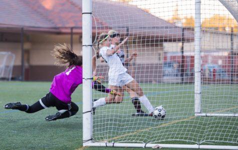 Girls' Soccer Defeats St. Francis 1-0