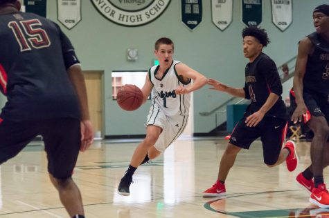 Boys' Basketball takes down Los Altos 64-27