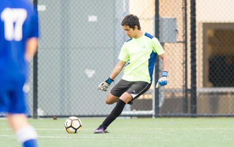 Palo Alto Boy's Soccer Defeats Fremont 2-0