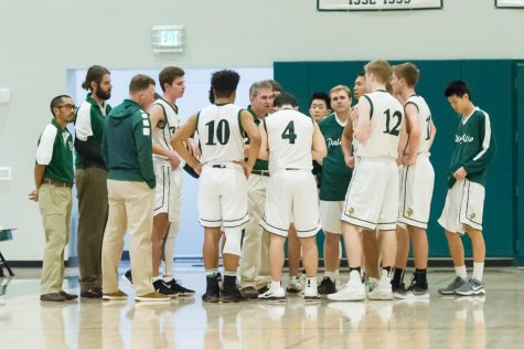 Boys Basketball Loses to Mitty in C.C.S Open Semifinal