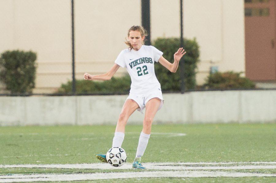 Girls' soccer beats Los Altos 4-0