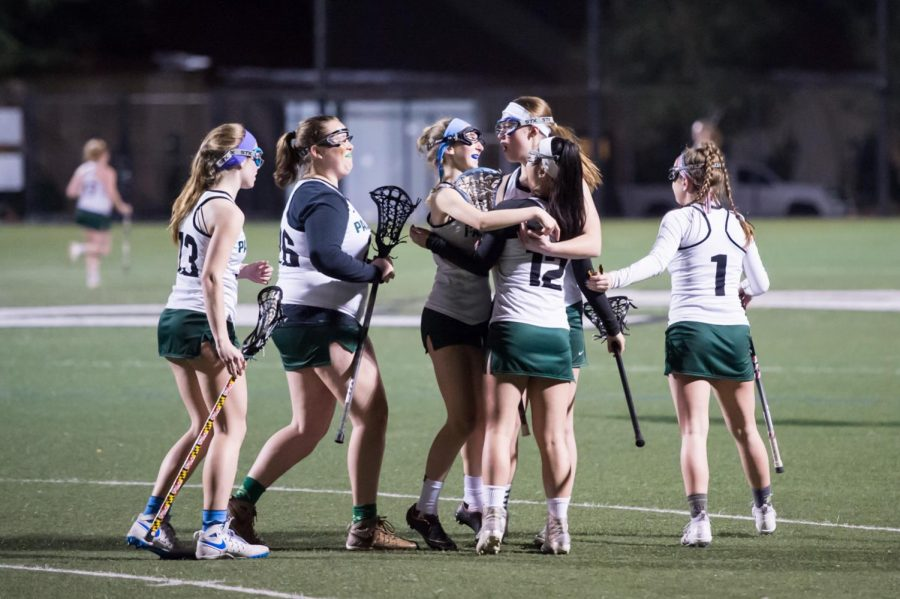 Girls Lacrosse Falls to Los Gatos 16-5