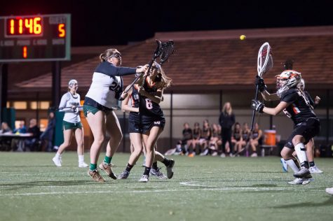 Girls' lacrosse dominates Los Altos 13-0