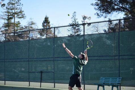 Boys Tennis Triumphs over Homestead 6-1