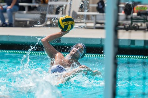 Water Polo Wins League Opener