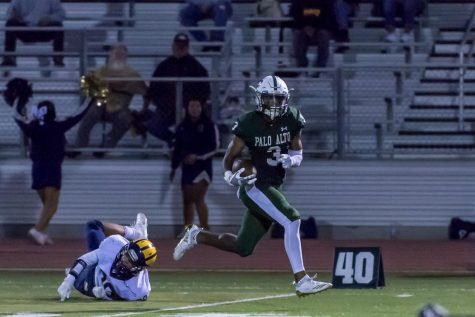 Viking Football Remains Undefeated After Beating Milpitas