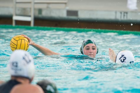 Girls Water Polo falls to Los Gatos 9-6
