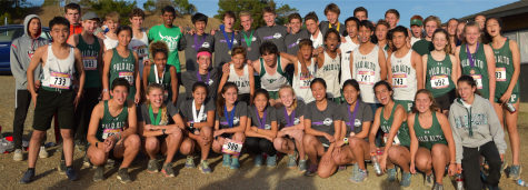 Cross country runners line up after the SCVAL Championship meet. Photo Courtesy of Bhusan Gupta, https://www.flickr.com/people/bhusangupta/