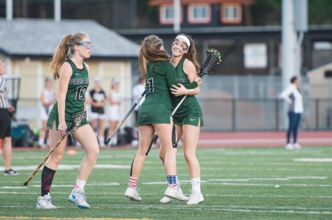 Girls Lacrosse Dominates Wilcox 16-0