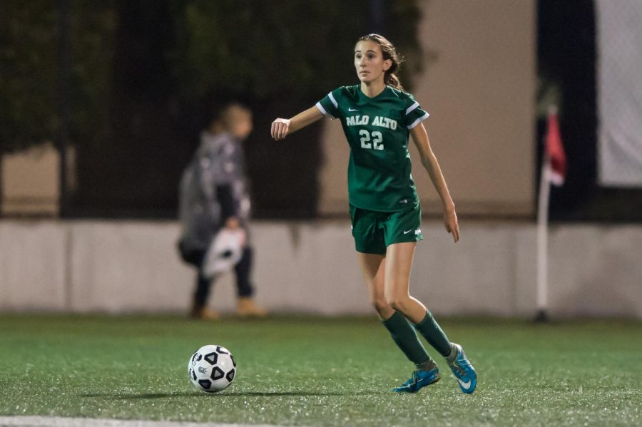 Girls Soccer Team Falls to Mitty 4-0