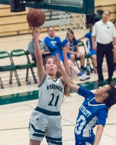 Girl's Basketball Tops South San Francisco 50-43