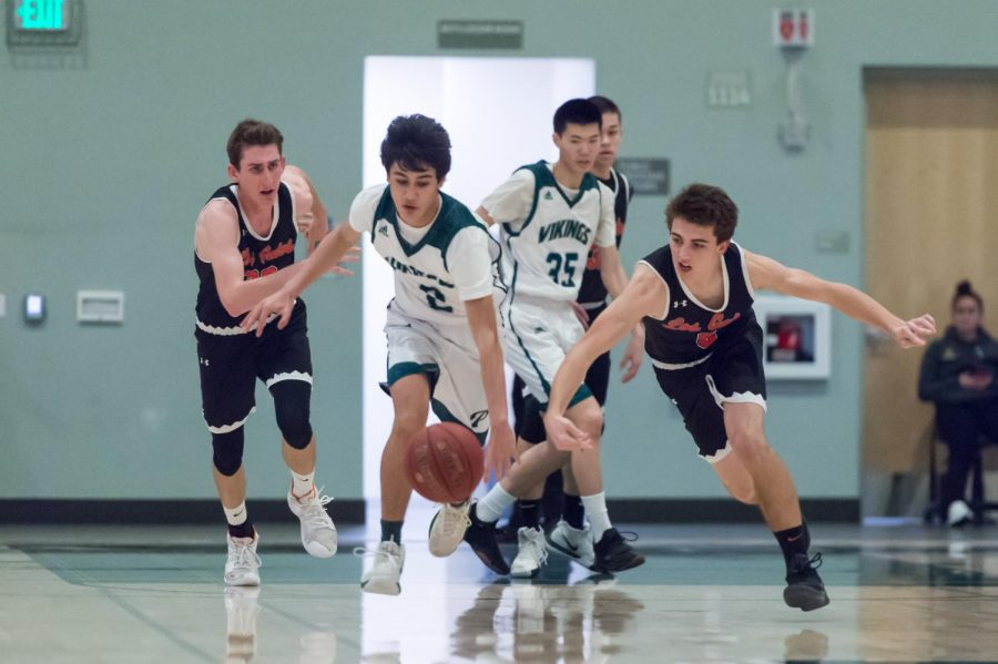 Boys Basketball Beats Rival Los Gatos
