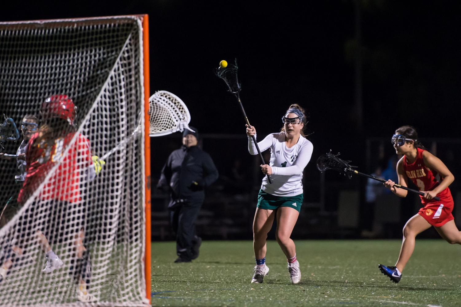 Abby Ramsey(19') scores one of her season high seven goals.