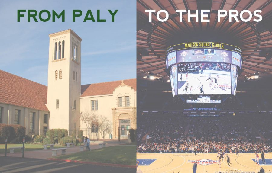 From Paly to the Pros