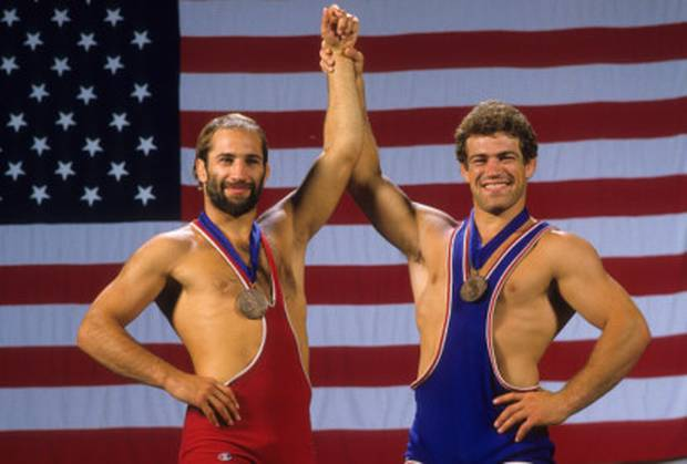 Paly graduates Mark and Dave Schultz are regarded as some of the best wrestlers of all time.